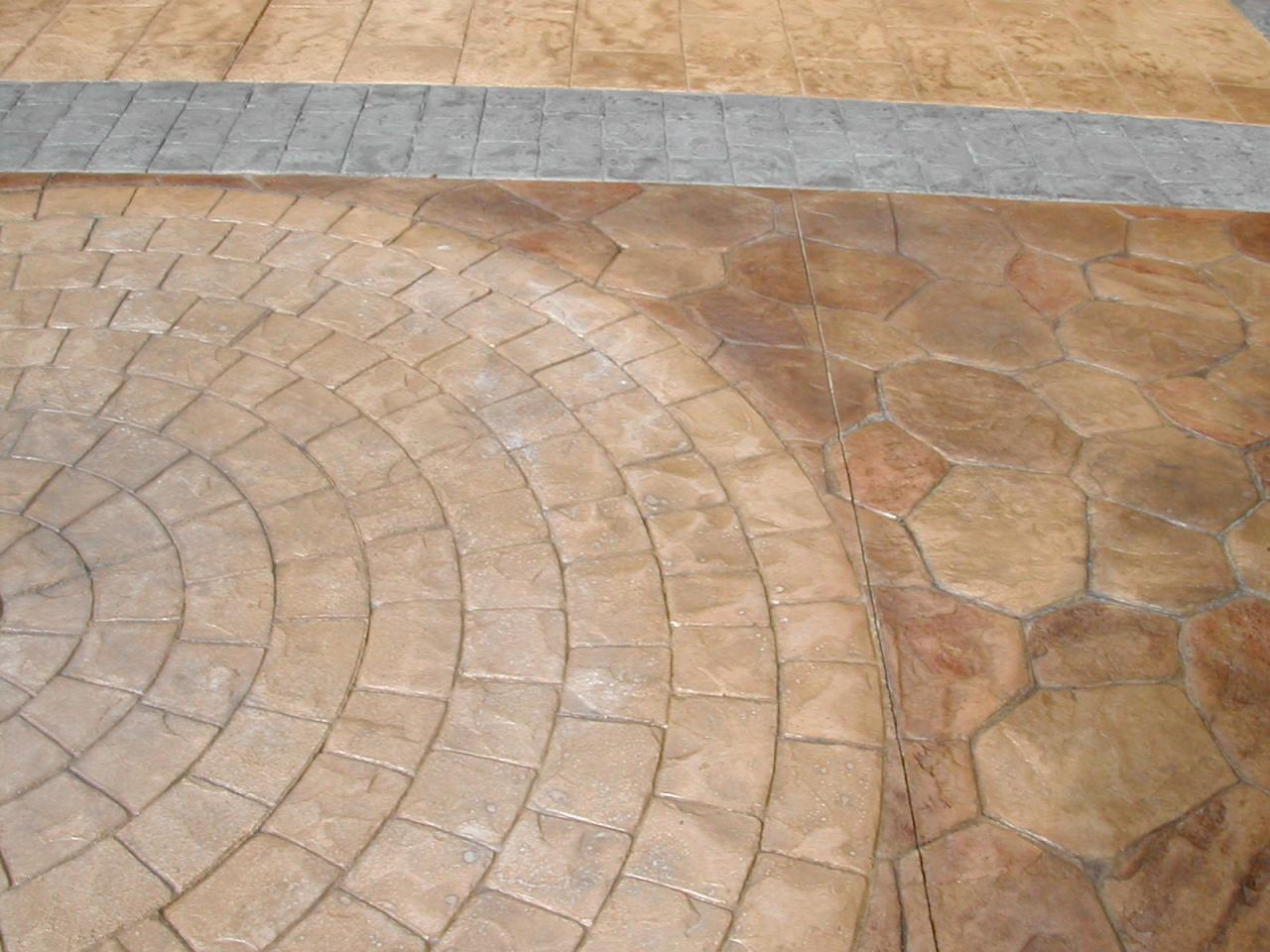 Gs Flatwork Llc Stamped Concrete Patterns